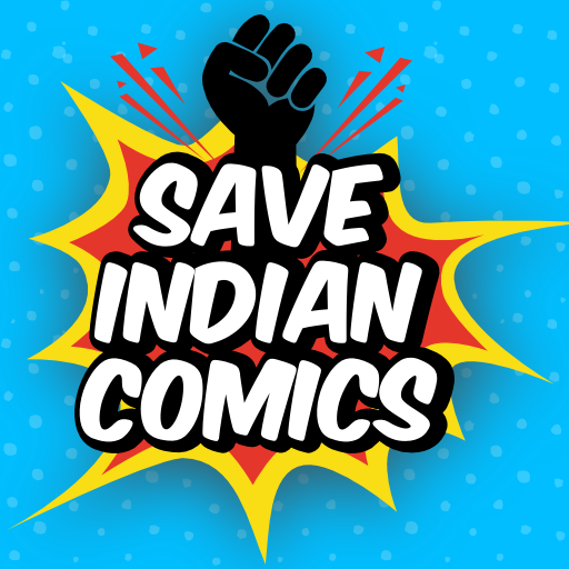 SaveIndianComics