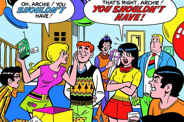 "Still From ""Archie"""